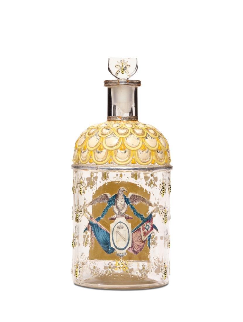 1940's Guerlain Imperial perfume bottle