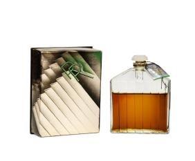 c1930 M. Guerlain Rolls Royce perfume bottle