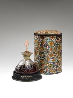 1923 J.Viard - Hudnut Deauville bottle