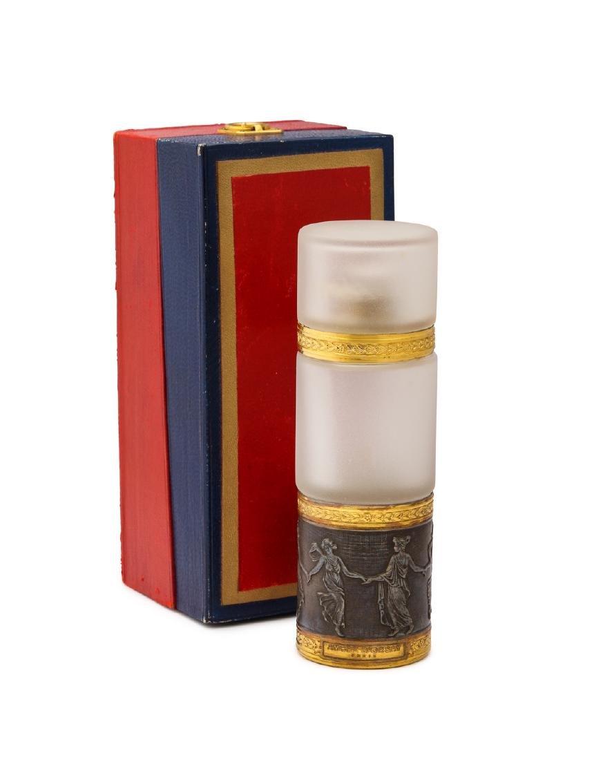 1912 R. Lalique/Baccarat - D'Orsay bottle
