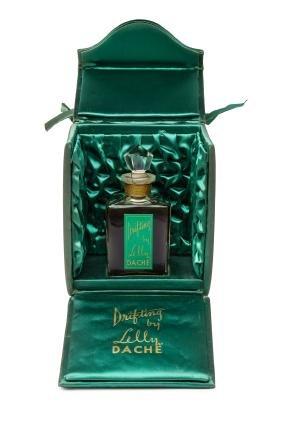 1941 Lilly Dache Drifting perfume bottle