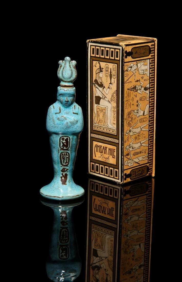 1927 Marblehead  Ambar Nile  perfume bottle