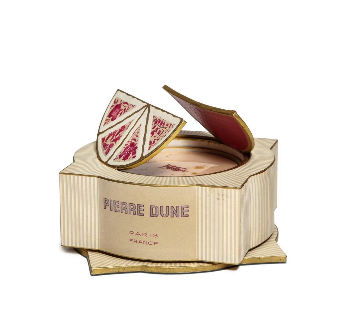 1955 Pierre Dune automatic powder box