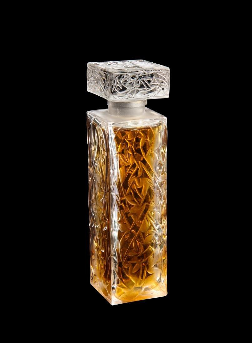 1922 Lalique Arys  Un Jardin la Nuit  perfume bottle