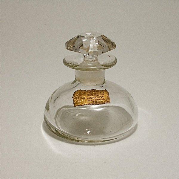 155: 1920 Colgate Myself Perfume Bottle
