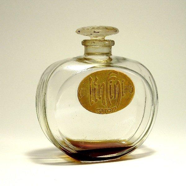 156: Baccarat 1925 Caron L'Infini Perfume Bottle