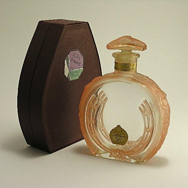 162: 1915 Rigaud Un Air Embaume Perfume Bottle