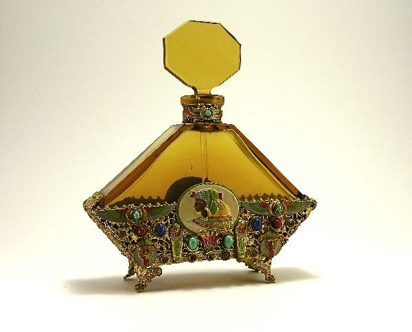 Vintage 1930s Hoffman Jeweled Czech