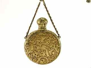 16: c1800 Chatelaine perfume bottle in 22K Gold
