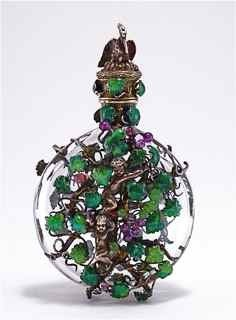 2: 1850s Froment-Meurice Perfume Bottle