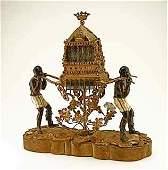 15: 1850s Palais Royale Sedan Chair Scent Holder
