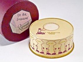 1920s Rigaud Un Air Embaume Powder Box
