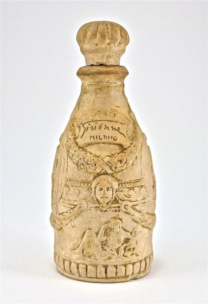 135: 1922 Gi Vi Emme Subdola Perfume Bottle