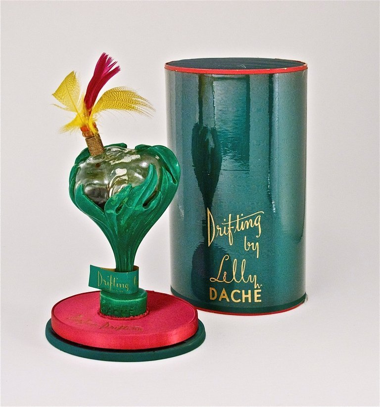 1941 Lilly Dache Dashing Perfume Bottle