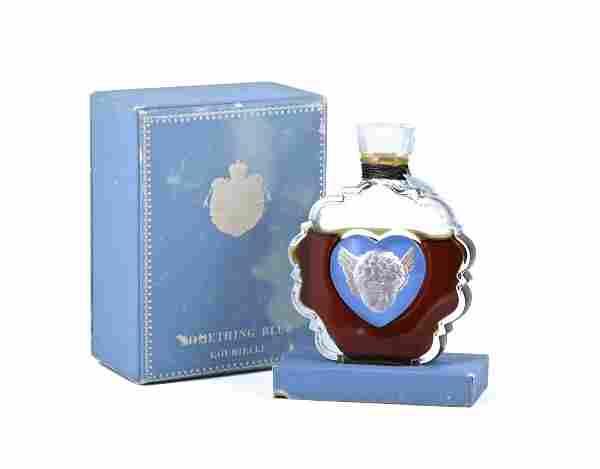 1943 Gourielli Something Blue Perfume Bottle