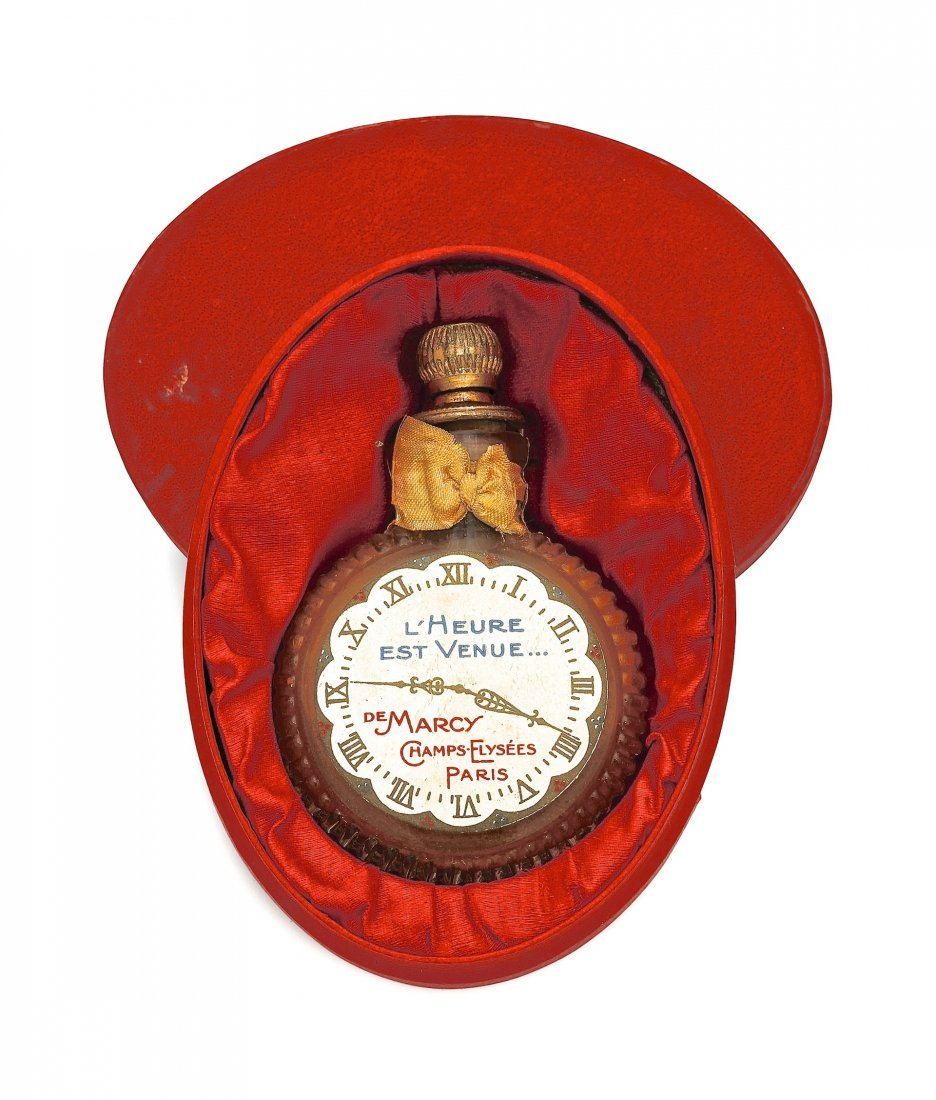 1925 De Marcy Novelty Orange Perfume