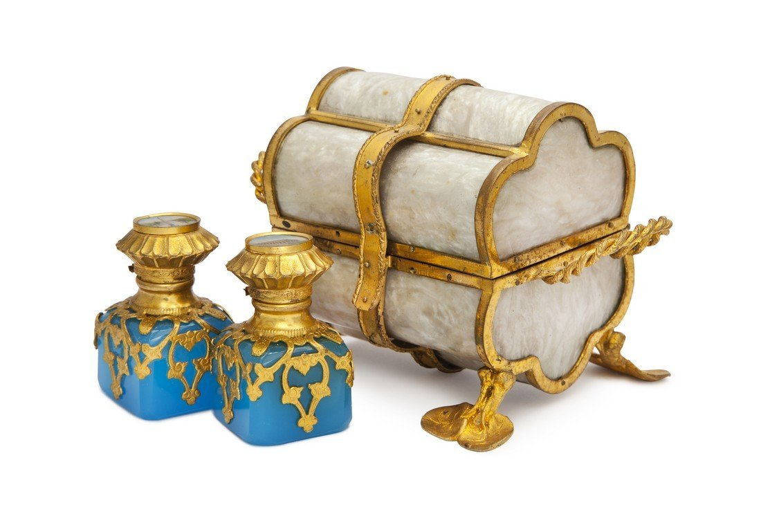 1870s Palais Royal perfume chest - 2