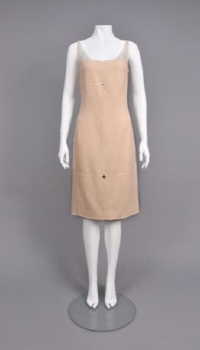 CHADO RALPH RUCCI WOOL DAY DRESS