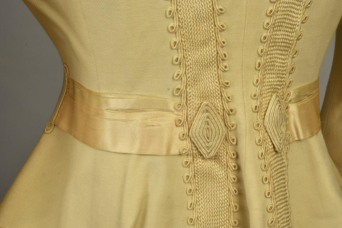 TWO JACKETS with SILK BRAID, QUEEN ALEXANDRA, 1900 - 3