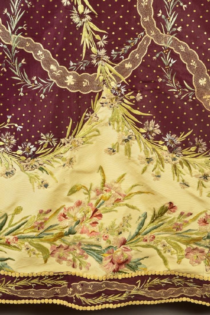 18th C-STYLE MARIE ANTOINETTE FANCY-DRESS COSTUME c. - 4