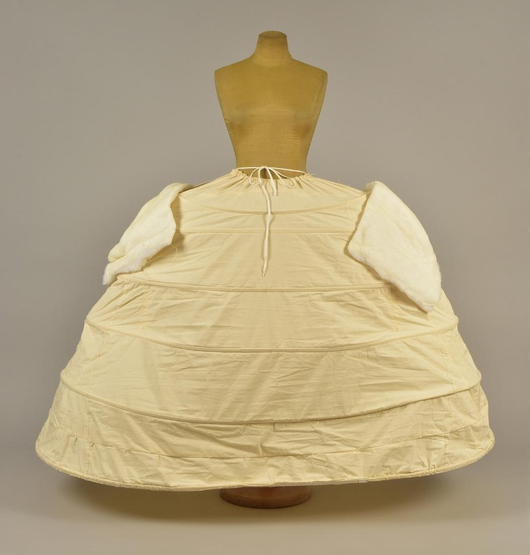 18th C-STYLE MARIE ANTOINETTE FANCY-DRESS COSTUME c. - 7