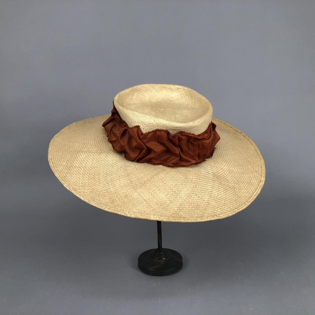 COTTON BLOUSE, 1895 - 1897, worn by KATHERINE HEPBURN - 7