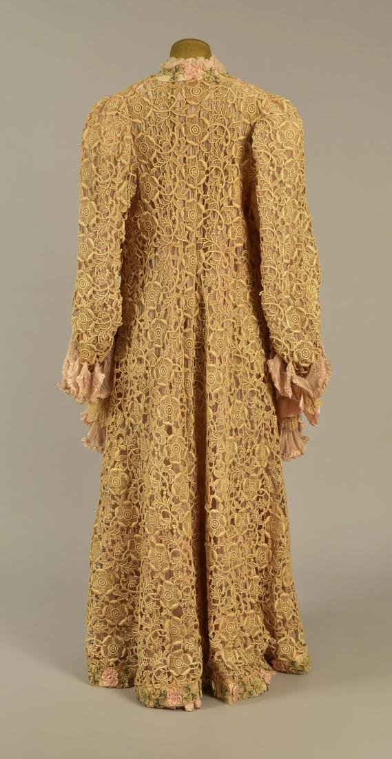 LACE COAT attributed to EMPRESS MARIE of RUSSIA, c. - 2