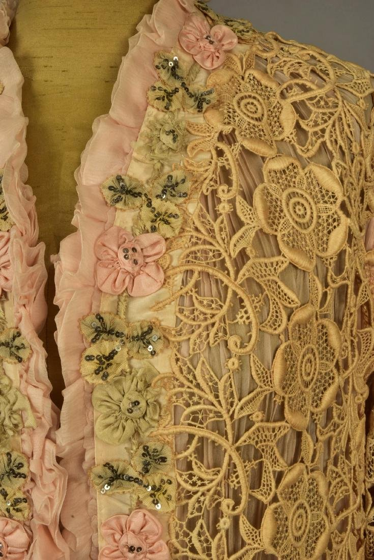 LACE COAT attributed to EMPRESS MARIE of RUSSIA, c. - 3