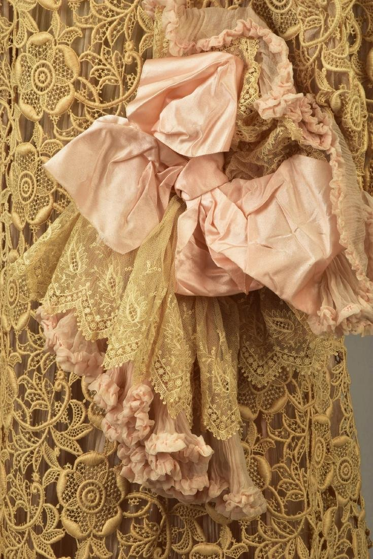 LACE COAT attributed to EMPRESS MARIE of RUSSIA, c. - 4