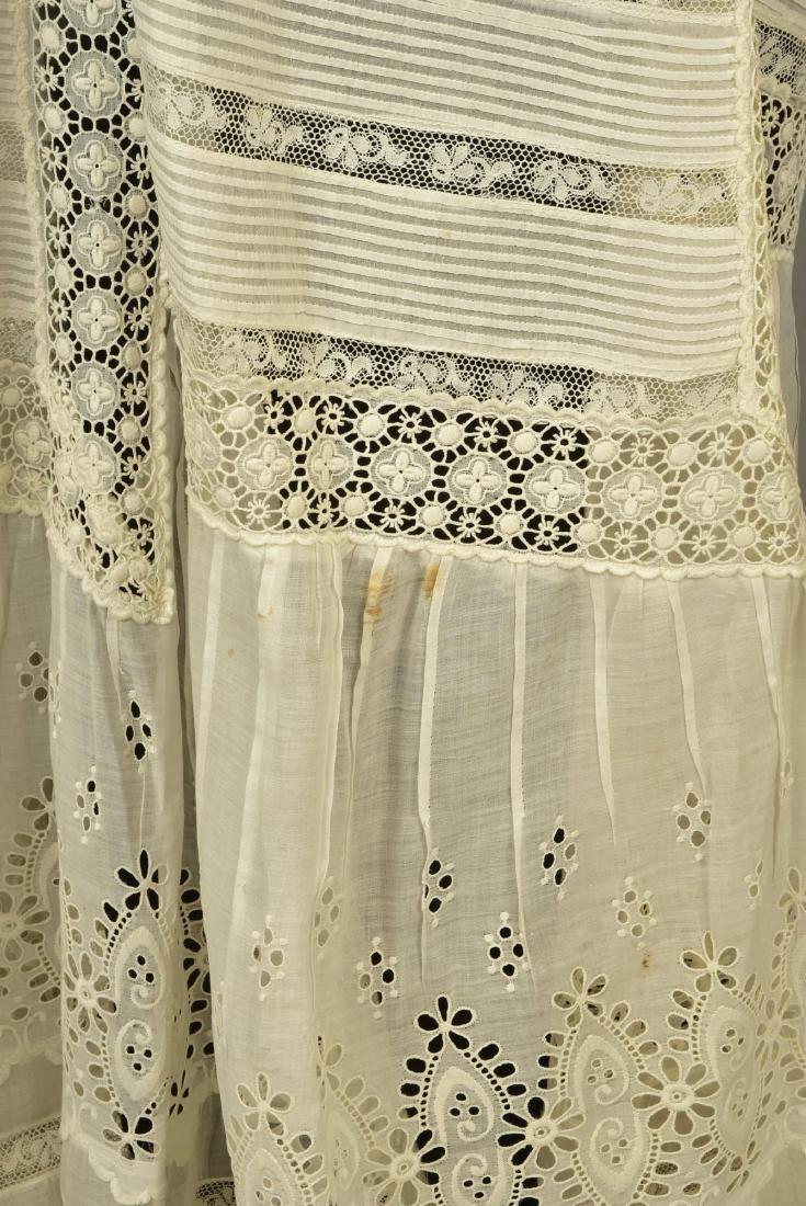 PRINCESSLINE VOILE and LACE DRESS, 1908 - 3