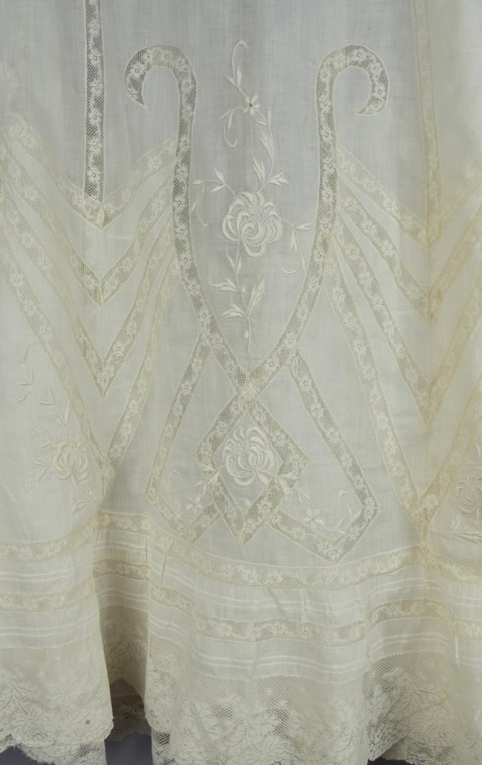 LOT of SIX LADIES' FANCY WHITES, 1900-1915 - 3