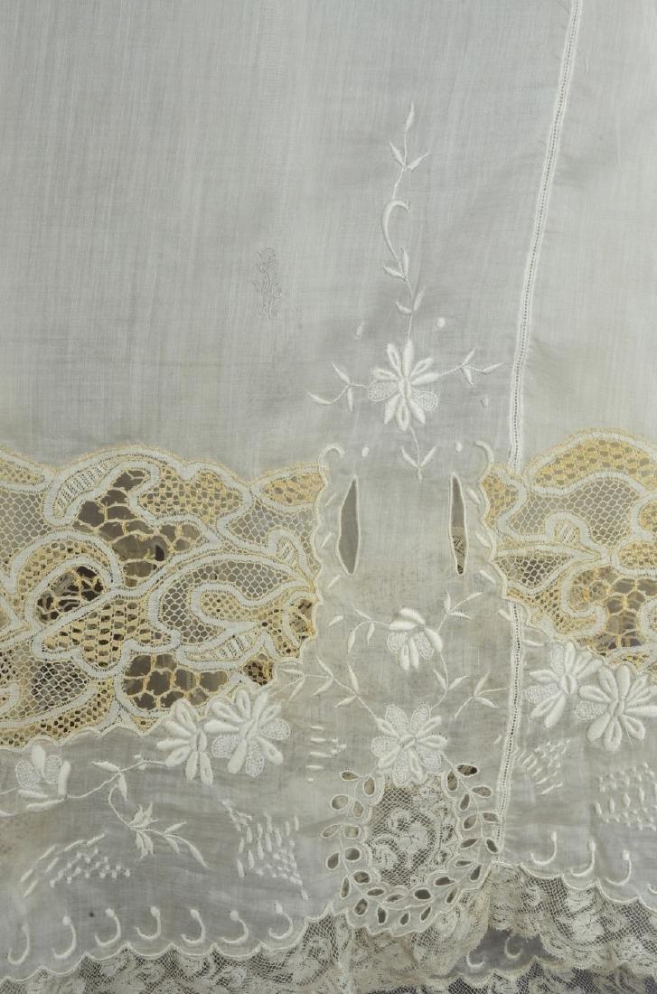 LOT of SIX LADIES' FANCY WHITES, 1900-1915 - 4