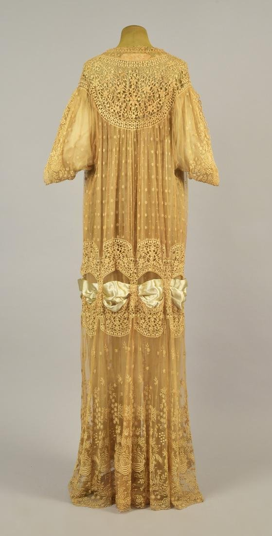 DRECOLL PARIS LACE and CHIFFON DESHABILLE, 1912 - 2