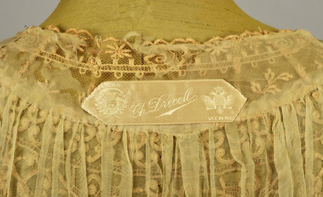 DRECOLL PARIS LACE and CHIFFON DESHABILLE, 1912 - 5