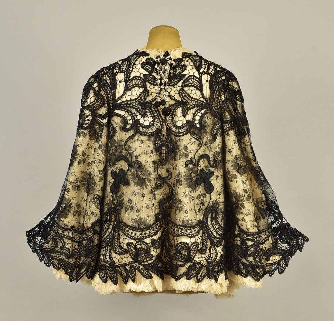 LACE JACKET with ROYAL ATTRIBUTION, 1905 - 2