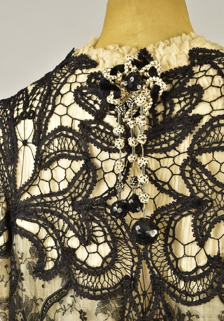 LACE JACKET with ROYAL ATTRIBUTION, 1905 - 3