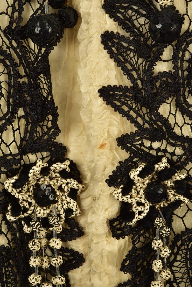 LACE JACKET with ROYAL ATTRIBUTION, 1905 - 4