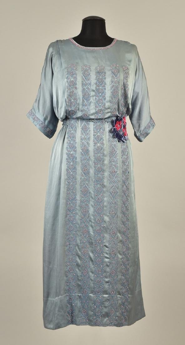 GOING-AWAY DRESS WORN by PRINCESS MARY of GREAT