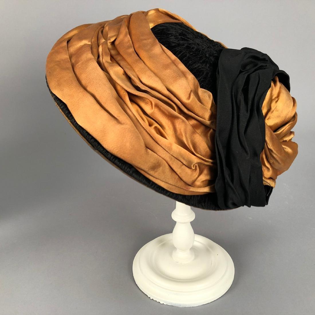 FOUR VELVET HATS, 1914 - 1918 - 6