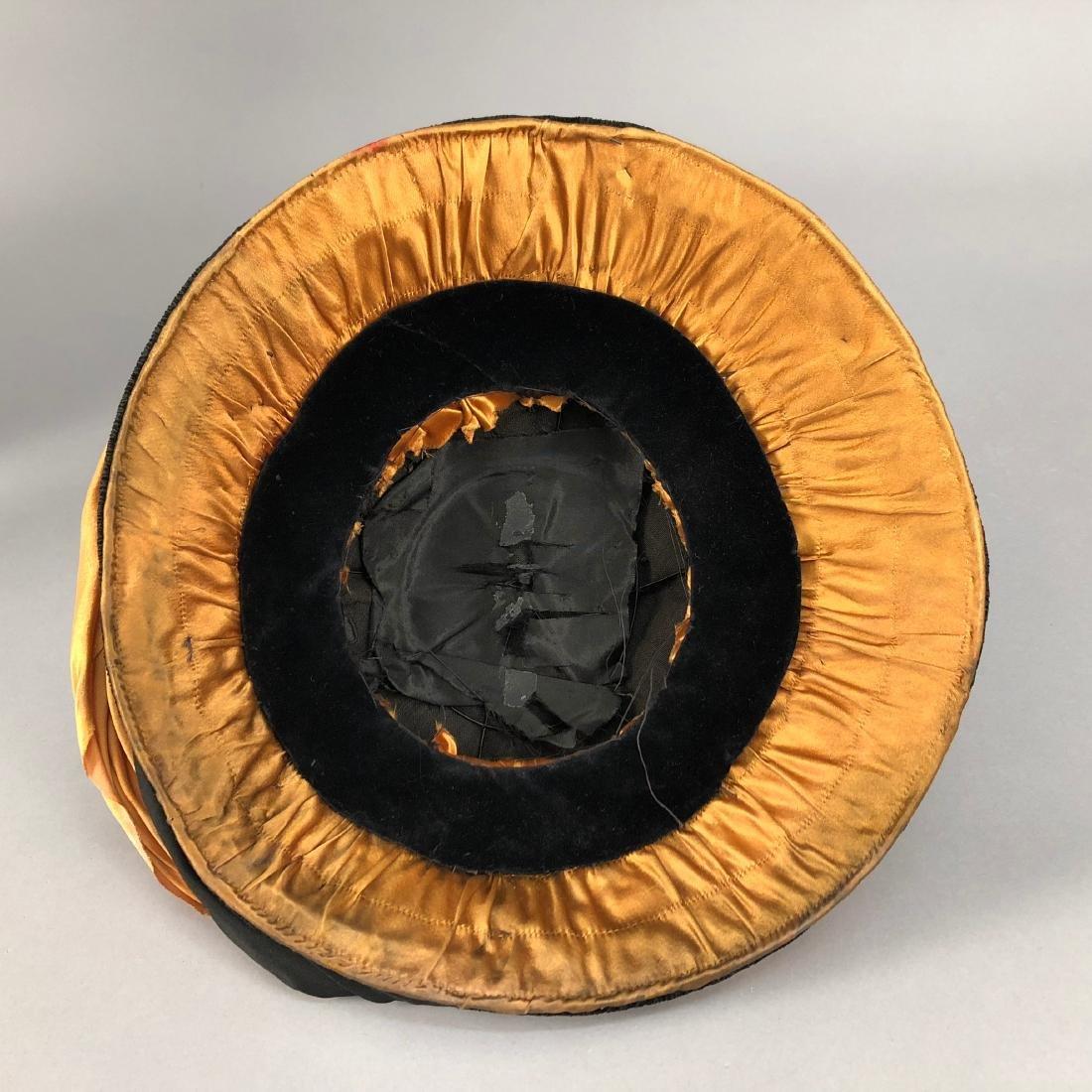 FOUR VELVET HATS, 1914 - 1918 - 7