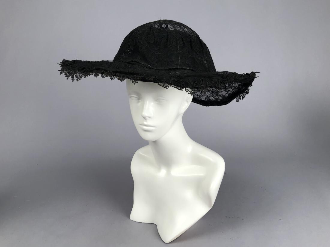 THREE WIRED BLACK HATS, 1915 - 1920 - 4