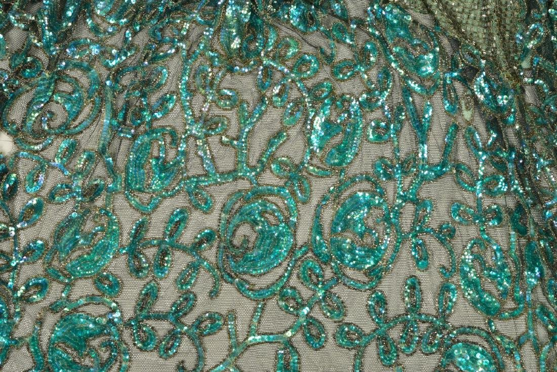 BEADED and SEQUINED NET DRESS, 1927 - 4