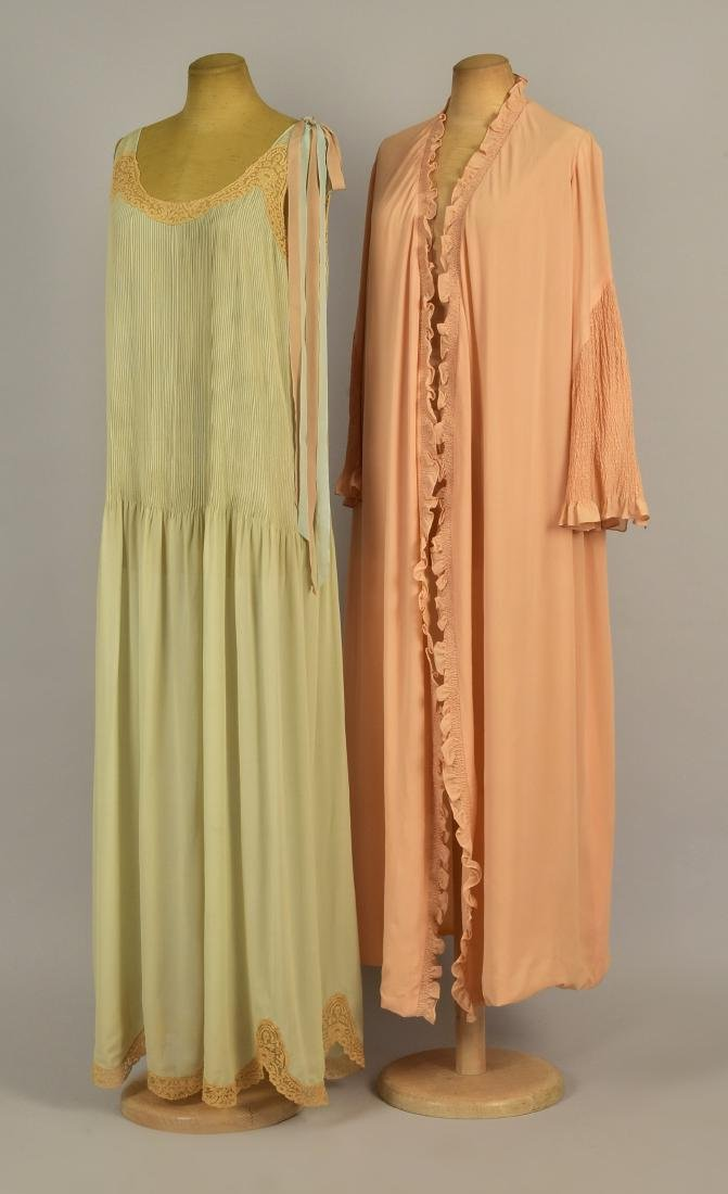 TWO PIECES MOLYNEUX LINGERIE, QUEEN MARINA of GREECE,