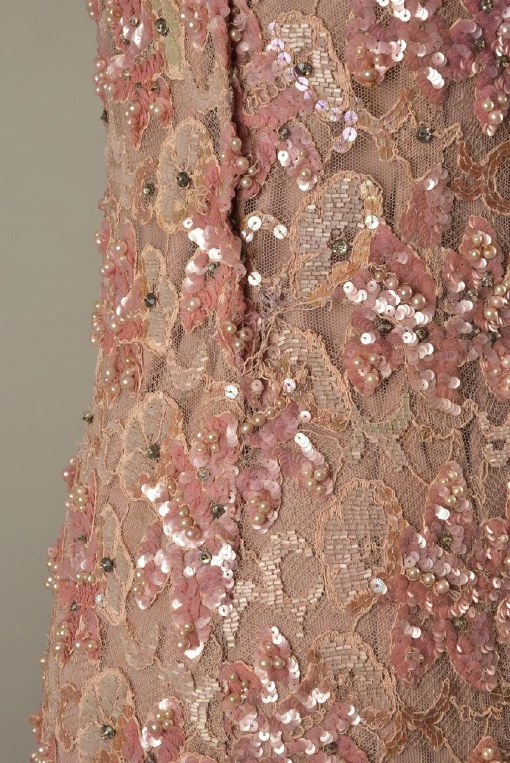 QUEEN MARY'S BEADED and SEQUINED GOWN, 1930s - 3