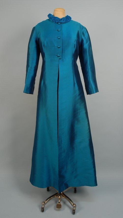 533: JACQUES HEIM LICENCED COPY DRESS AND COAT SET, 196