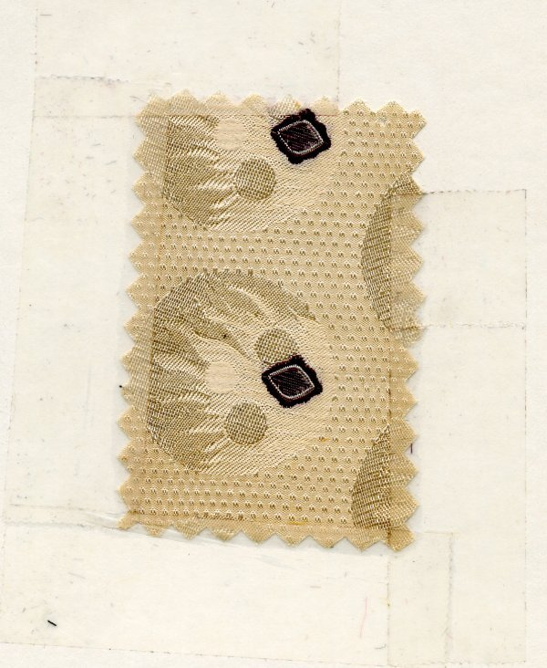 12: LOT of CARDED FABRIC SAMPLES, 1880-1980. Wool, cott
