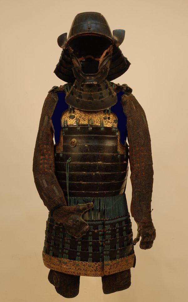 110: SAMAURI GUSOKU, JAPANESE ARMOR, MEJI PERIOD. Consi