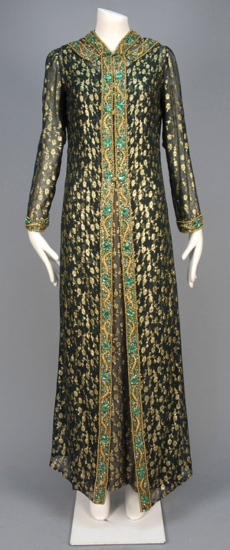 GALANOS (ORRY-KELLY) FILM COSTUME for ROSALIND RUSSELL,