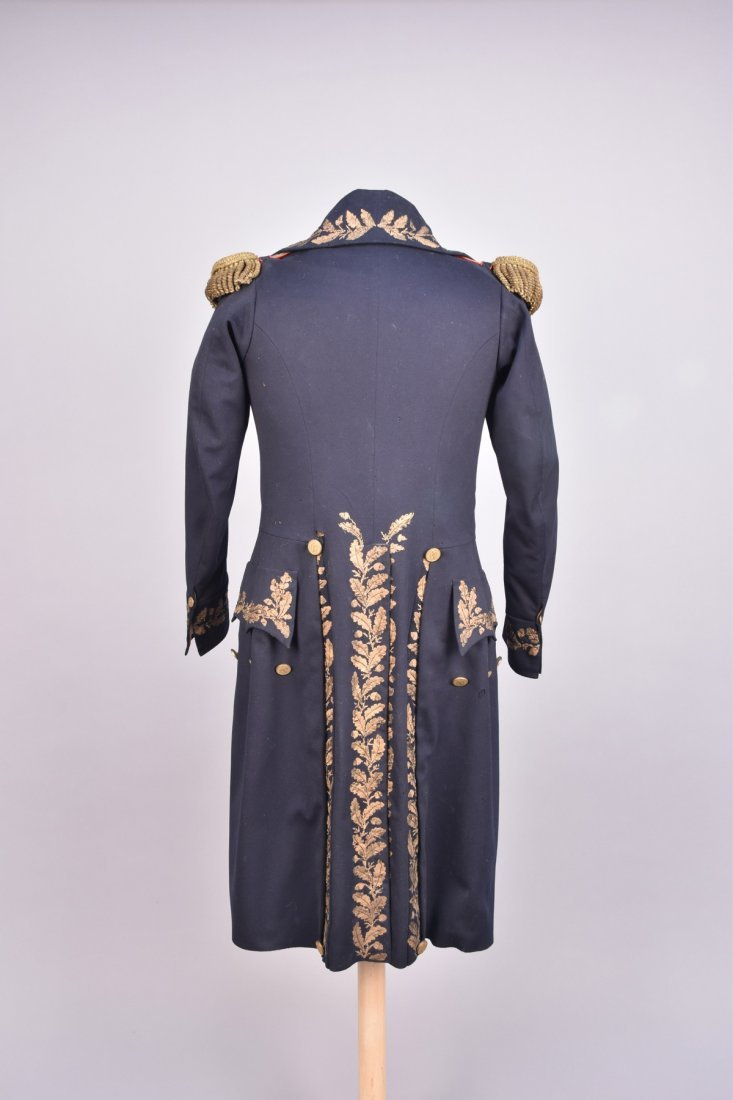 FRENCH OFFICER'S UNIFORM COAT, 19th C. - 2