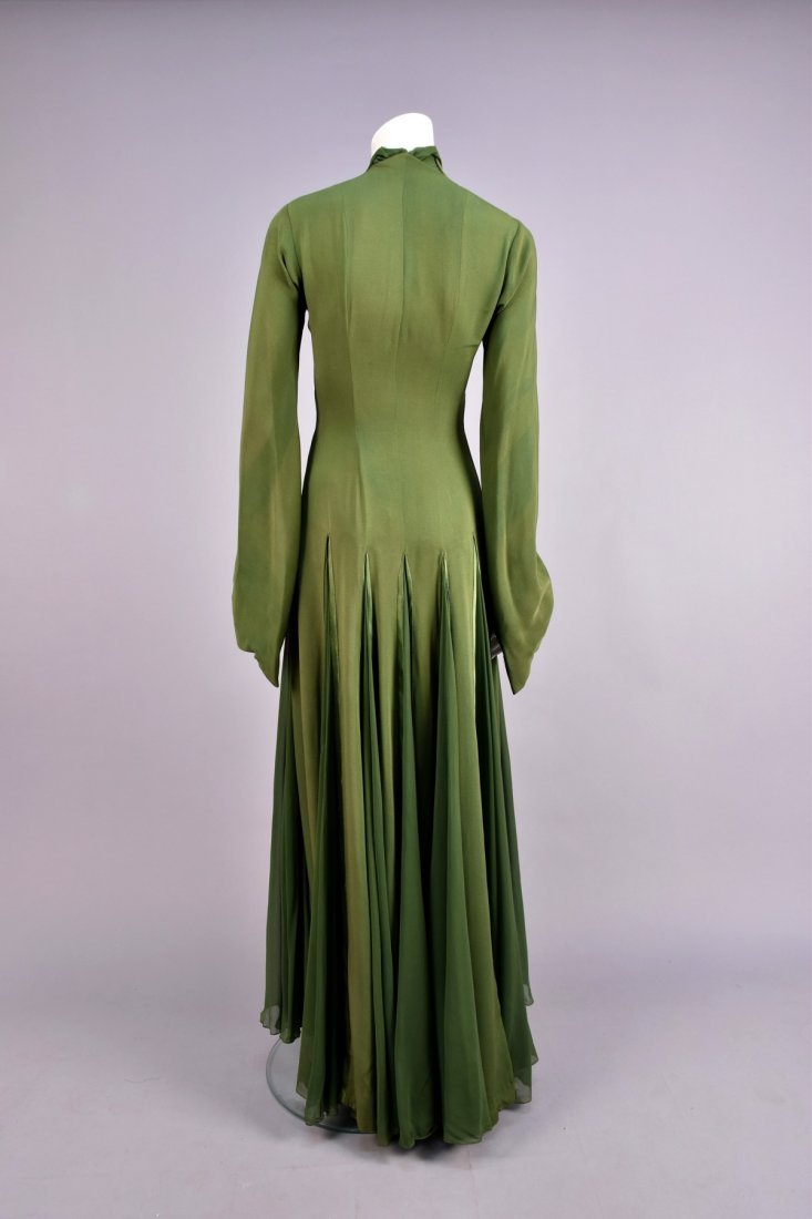 JEAN LOUIS  for JUDY GARLAND, A STAR IS BORN GOWN, 1954 - 2